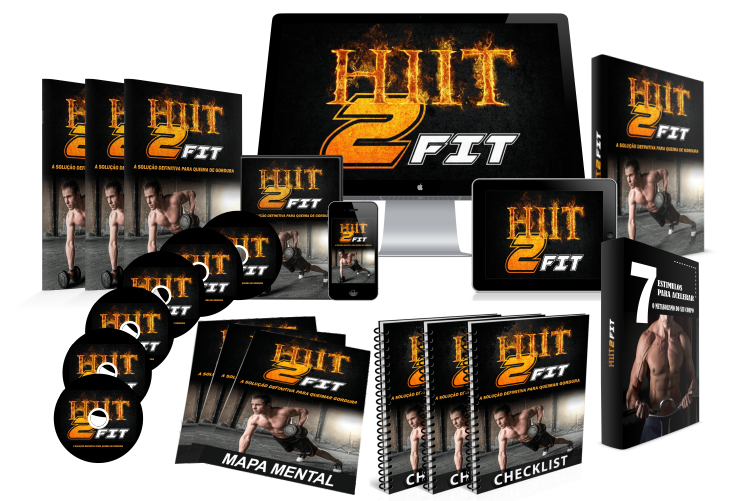 pacote hiit 2 fit